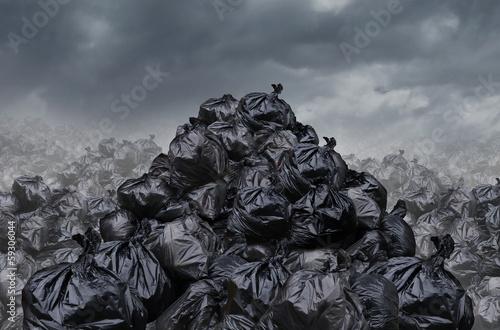 Photo Garbage Dump