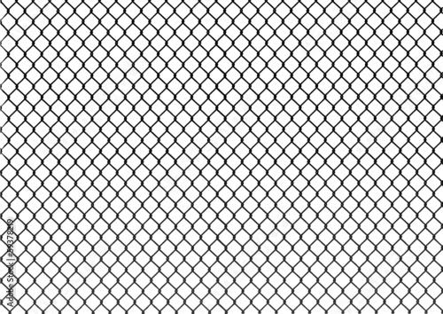 Stampa su Tela chainlink fence