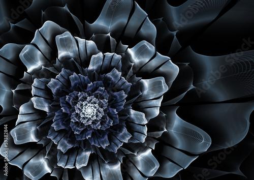 streszczenie-futurystyczny-kwiat