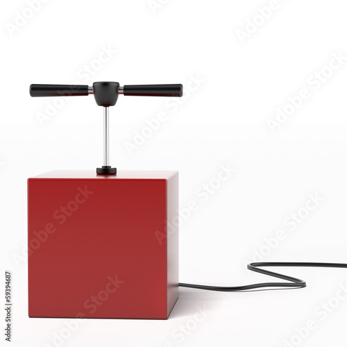 Tela  explosive detonator