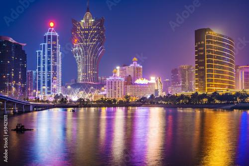 Fotografie, Obraz  Macau, Čína