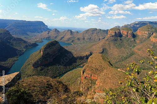 Foto op Plexiglas Zuid Afrika Blyde River Canyon