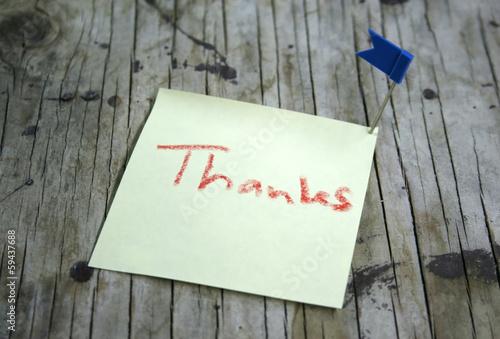 Photo sur Toile Biere, Cidre paper note on wooden background