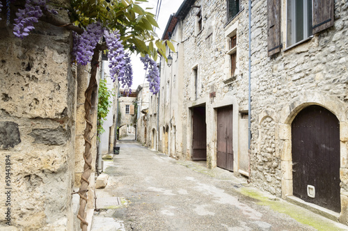 Tiny village in Southern France