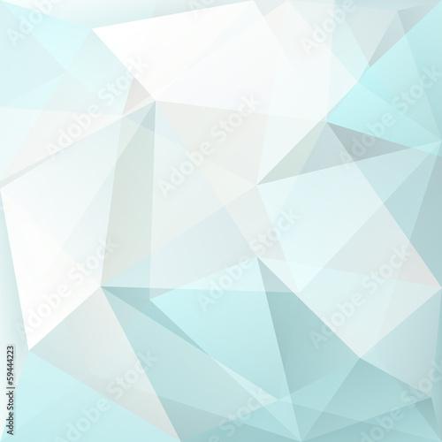 Naklejka premium streszczenie trójkąt tło, wektor