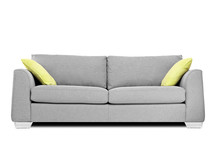 Studio Shot Of A Modern Couch ...