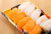 Japanese Sushi Bento Box