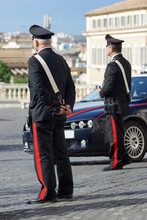 Carabinieri Italien