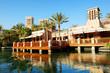 View of the Souk Madinat Jumeirah, Dubai, UAE