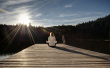 Mountain Lake Meditations