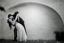Dance Bride And Groom