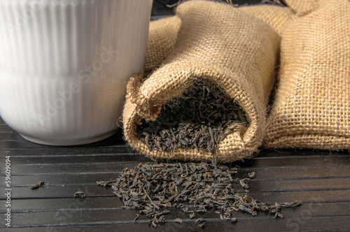 Canvas Prints Coffee beans Tea