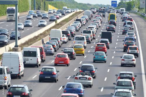 Fotografie, Obraz  Autobahnmaut