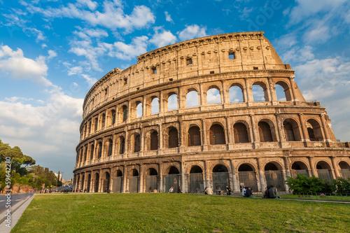 Fotografie, Tablou  Colosseum in Rome