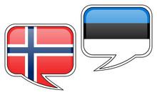 Norse-Estonian Conversation