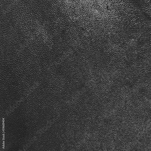 Staande foto Leder worn black leather texture as background