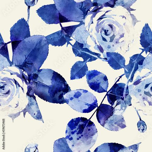 Wzór róż