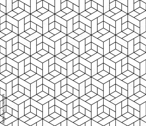 bezszwowy-geometryczny-wzor-z-szescianami