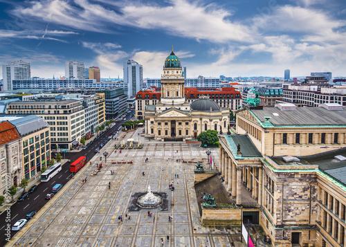 Berlin, Germany at Gendarmenmarkt - 59708091
