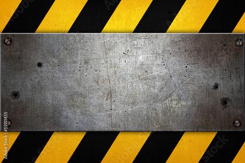 Fotografia, Obraz Metal background
