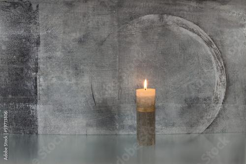 Cuadros en Lienzo Kerzenlicht