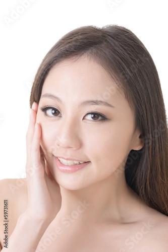 Fototapety, obrazy: Asian beauty