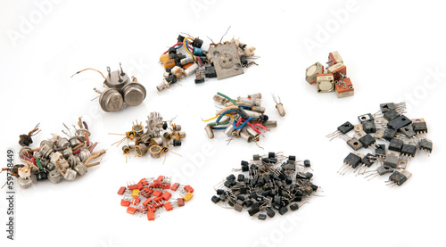 Valokuva  Transistors