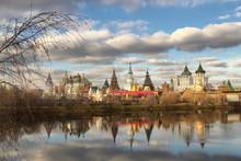 The Kremlin To Izmailovo