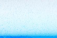 Soap Foam Background