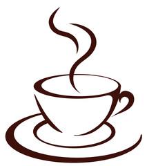 NaklejkaDie Kaffeetasse