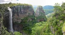 Lehr's Falls Panorama 2