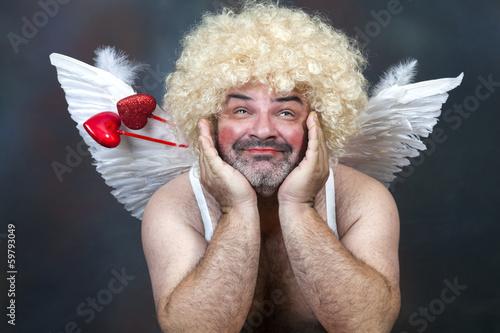 Fotografía Mature Cupid
