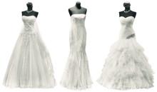 Wedding Dresses Cutout