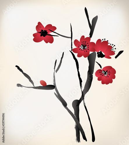 kwiat-wisni