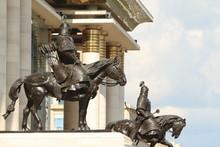 Dschingis Khan Nationalmuseum Ulan Bator