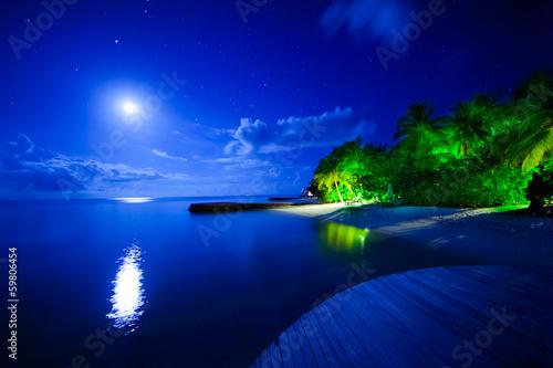 Foto-Kissen - Holiday Paradise (von nakedking)