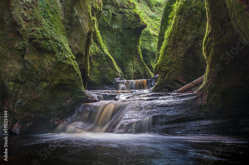 Photo  Finnich Glen