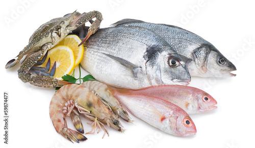 Fotografia Seafood