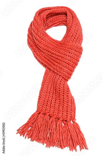 Fotografie, Obraz  Red scarf