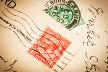 Vintage Stamps From 1903 Onwards
