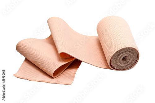 elastic bandage Fototapete