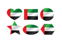 The United Arab Emirates Flag ...
