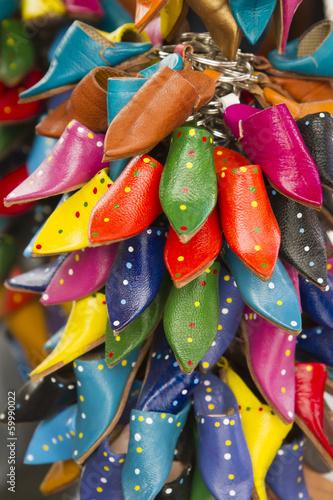 Papiers peints Maroc Moroccan slippers