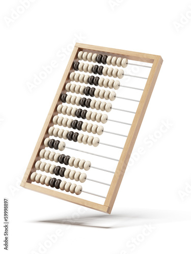 Wooden Abacus - 59998897