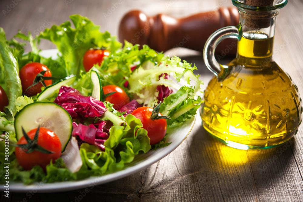 Fototapety, obrazy: Salad