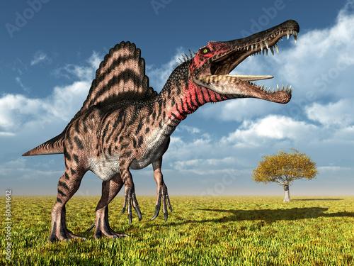 Photo  Dinosaur Spinosaurus