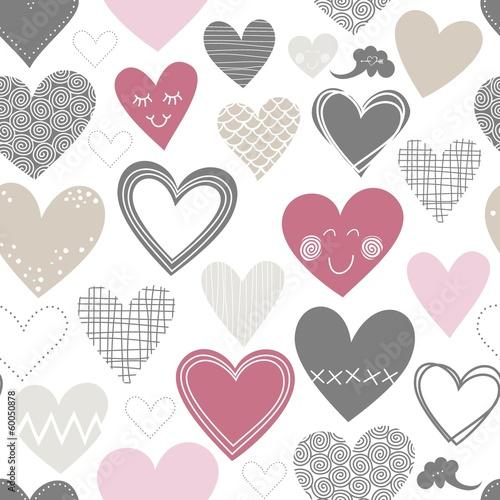 szczesliwe-serca-kolorowy-desen-na-bieli
