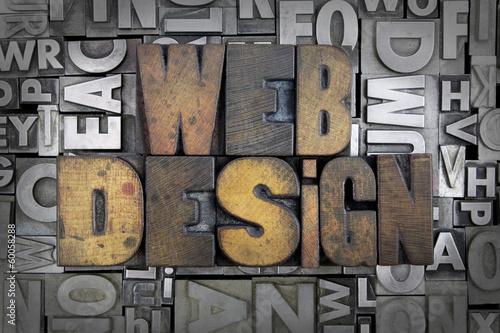 Fotografie, Obraz  Web Design