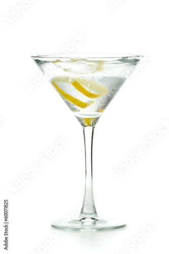 Fotografía  vodka martini
