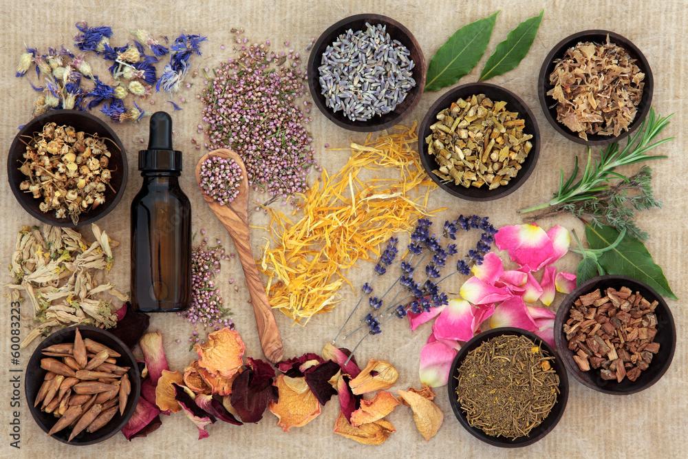 Fototapety, obrazy: Naturopathic Medicine